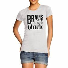 Funny T Shirts For Mum Brains Are The New Black Women's T-Shirt