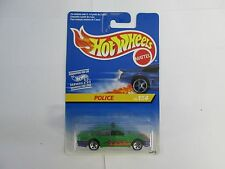 1996 Hot Wheels Police 1 of 4 Canadian version