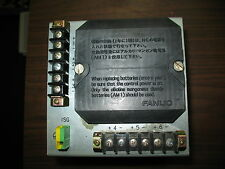 Nice Fanuc EE-3185-551 Battery Unit From Working Robot