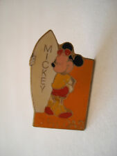 PINS MICKEY MOUSE DISNEY Cartoons SURF PHILDAR