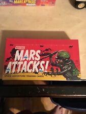 Mars attacks hobby box 2012 sealed