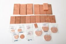 COPPER BULLION, 0.999 FINE, ASSORTED BARS AND ROUNDS