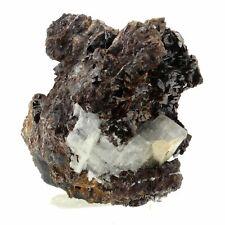 Zinkenite, Siderite, Calcite. 4121.5 ct. Saint-Pons, Provence-Alpes-Côte d'Azur