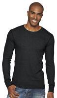 Next Level Thermal Premium Long Sleeve T-Shirt Basic Plain Tee. N8201