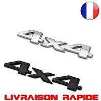 3D 4x4 autocollant Auto Voiture Logo Emblème Badge stickers Styling Accessoires