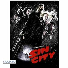 Sin City - Original-Presseheft Presseinformation Frank Miller | Science Fiction