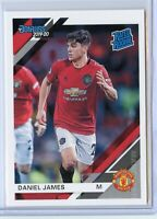 2019-20 Chronicles Donruss DANIEL JAMES Rated Rookie - Manchester United
