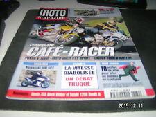 *** Moto Magazine n°170 Piaggio 125 Vespa PX E / Kawasaki 500 GPZ
