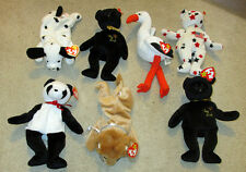 Beanie Babies lot of ( 7 ).all with new tags
