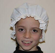 Girls Victorian Mop Hat Fancy Dress Book Week School Outings Free Post in UK