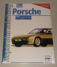 Reparaturanleitung Porsche 944 mit 163 PS / 211 PS ab Baujahr 1981
