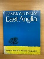 "5044cmHAMMOND Innes 'East Anglia"" Foto Illustrated Pesado Tapa Dura Libro ( Xx)"