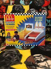 vintage mcdonalds playset