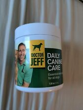 Doctor Jeff Daily Canine Care, Advanced Formula Pet Supplement, 1.85 OZ