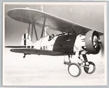 1920's BOEING F4-3 F4B P-12 BIPLANE Vintage OFFICIAL US MARINE CORPS Photo