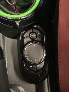 UK STOCK PIANO BLACK iDrive Control Console Cover for MINI Cooper S F55 F56 F57