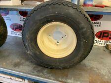 18x8.50-8 wheel & tyre (4 stud) X EZGO MPT 800 golf buggy.............£40+VAT