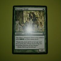 Heritage Druid x1 Morningtide 1x Magic the Gathering MTG