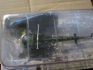 AmerCom Model Helicopter Bell OH- 13H Sioux 1:72