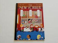 "The New Yorker Magazine ""Fast Food"" November 4, 2013"