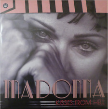 Madonna ‎– Very Rare Limited Edition Color LP