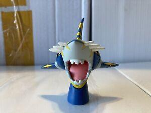 Pokemon TOMY CGTSJ  Figure Nintendo Mega Sharpedo WIth Base