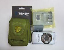 Canon PowerShot Digital ELPH SD980 IS / Digital IXUS 200 IS 12.1 MP W Green Case
