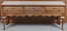 KITTINGER Colonial Williamsburg Mahogany Sideboard Huntboard CW 148