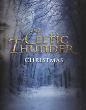 CELTIC THUNDER - CHRISTMAS DVD w/BONUS Trax ~ IRISH~IRELAND~CELTS~XMAS *NEW*