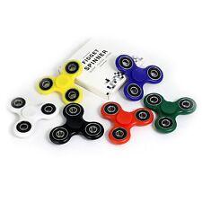 Tri Spinner Fidget Focus Hand Toy Ball Bearings EDC ADHD Long-Lasting 3+ Minutes