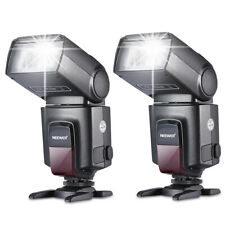 Neewer Two TT560 Flash Speedlite for Canon Nikon Panasonic Olympus Fujifilm