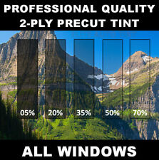 Chevy 2500 Crew Cab Precut Complete Window Tint (Year, Rear Type Needed)