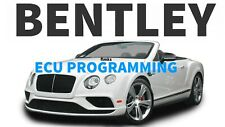 2004-2013 BENTLEY GT GTC CONTINENTAL FLYING SPUR ECU ECM IMMO OFF