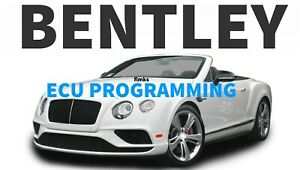 BENTLEY GT GTC CONTINENTAL MULSANNE ECU ECM REPAIR PROGRAMMING SERVICE
