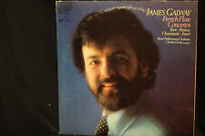 James Galway French Flute Concertos - Ibert, Poulenc, Chaminade, Faure - RCA1980