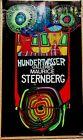 Friedensreich Hundertwasser Modern Galleries Maurice Sternberg Poster 1975