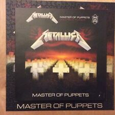 """Metallica """"Master Of Puppets"""" 500 Piece Jigsaw Puzzle. Rock & Saws"""