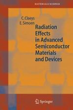 Springer Series in Materials Science: Radiation Effects in Advanced...
