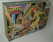 Vintage TMNT Teenage Mutant Ninja Turtles APRIL Puzzle 1987 Complete! 100 Pieces