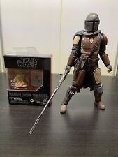 Hasbro Star Wars The Black Series 6'' The Mandalorian And The Child Figure