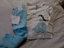 NWT 4 4T GYMBOREE FLIGHT OF FANCY TOP & PANTS