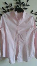 Papaya pink cotton shirt size 14 business office