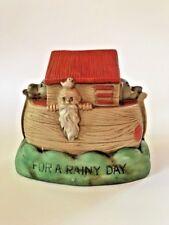 Noahs Ark Ceramic Piggy Bank Designer Banks by Reco For A Rainy Day New