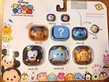 Disney Tsum Tsum Figure 9 Pack Series 1 Mystery Gus Olaf Tigger Goofy
