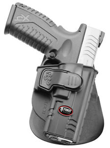 Fobus Paddle Holster XDCH TR for Canik 55 TP9SF