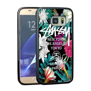 Flower Case Phone Case Cover for Samsung Galaxy S5 S7 S6 Edge S8,S8 Plus