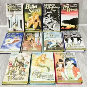 The Children's Golden Library Collection 11 Hard Back Book Bundle  27 to 37