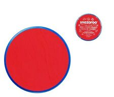 Snazaroo Classic Bright Red 18ml Face and Body Paint