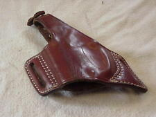 Triple K 420-36 LH Brown Leather Holster
