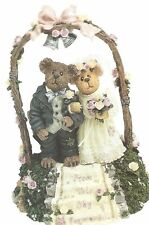BOYDS BEARS MR&MRS. EVERLOVE MUSICAL #270561 1E!!!NWT!!